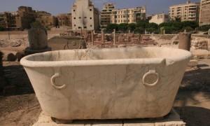 для истории ванн